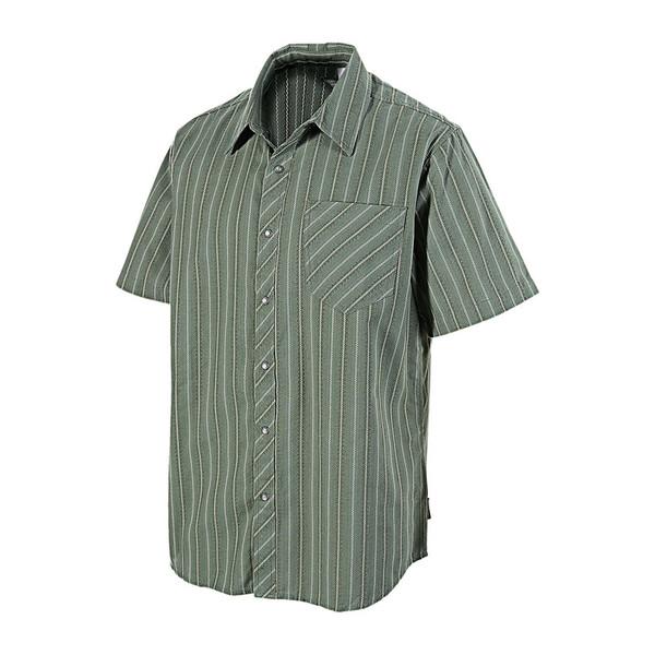 Royal Robbins STINSON STRIPE S/S SHIRT Männer - Outdoor Hemd