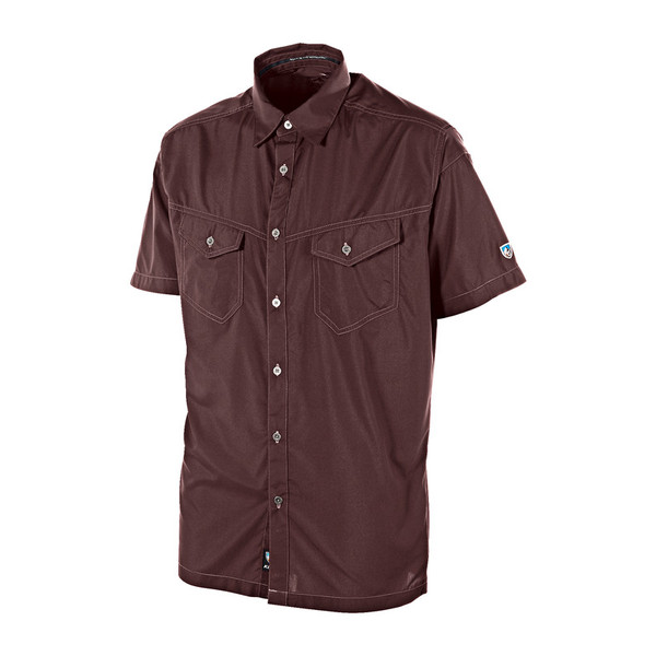 Kühl Stealth S/S Shirt Männer - Outdoor Hemd