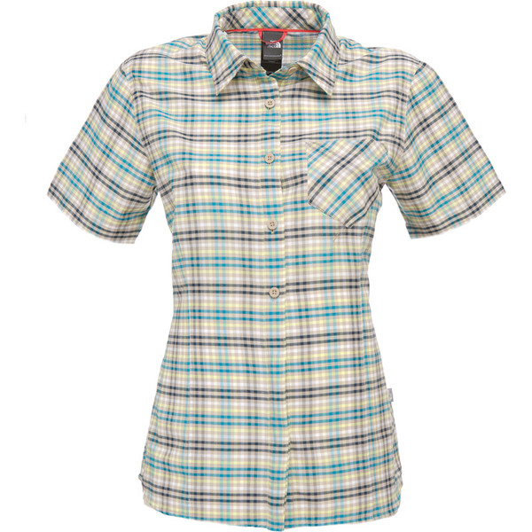 The North Face S/S ETIVE SHIRT Frauen - Outdoor Bluse