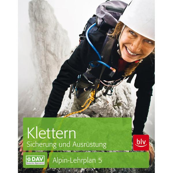 Klettern Sicherung und Ausrüstung