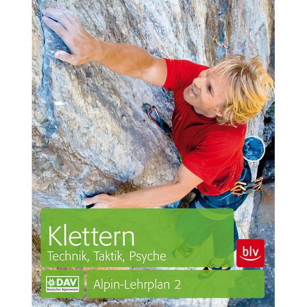 Alpin Lehrplan 2b Klettern TechnikTaktik