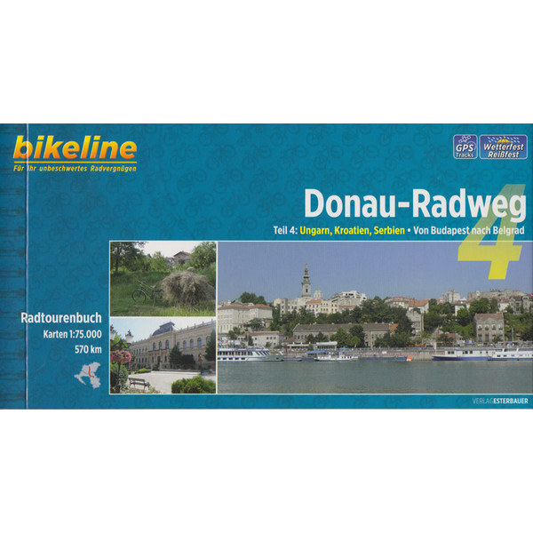 Bikeline Donau-Radweg 4
