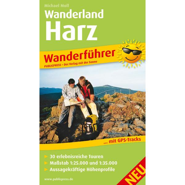 Wanderführer Wanderland Harz