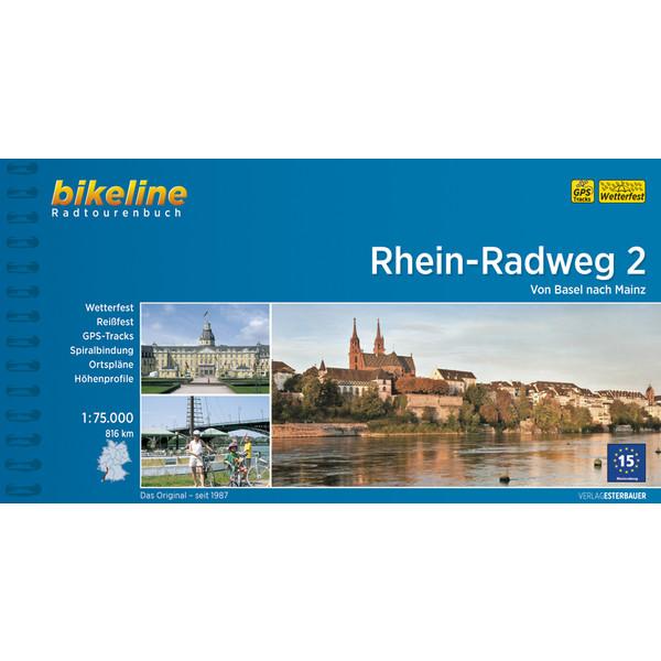 Bikeline Rhein-Radweg 2