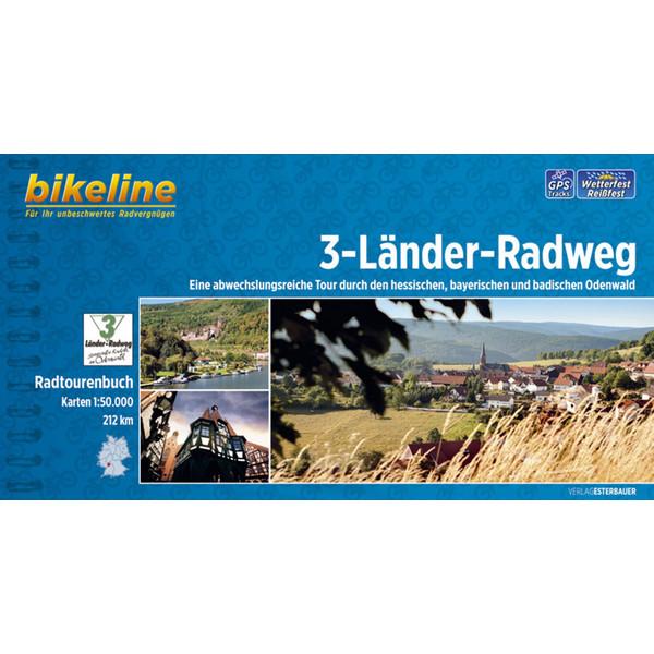 Bikeline 3-Länder Radweg
