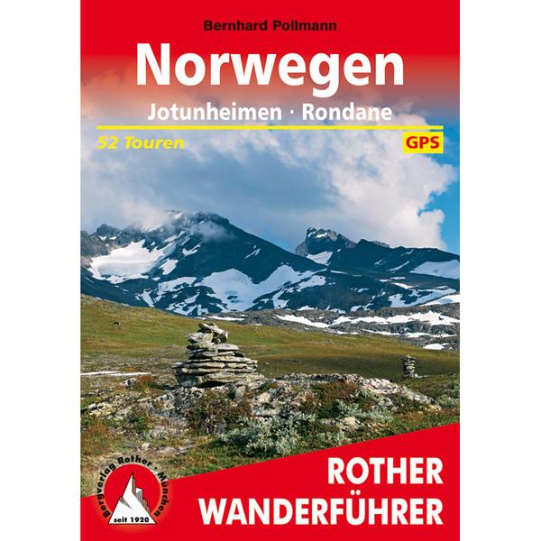 BvR Jotunheimen - Rondane