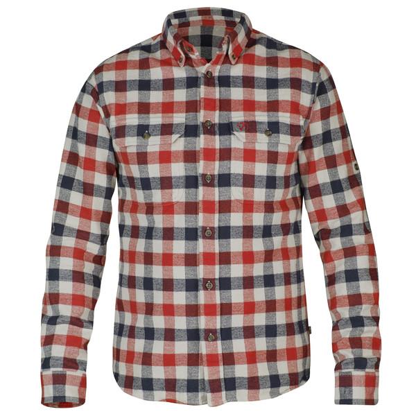 Fjällräven Skog L/S Shirt Männer - Outdoor Hemd