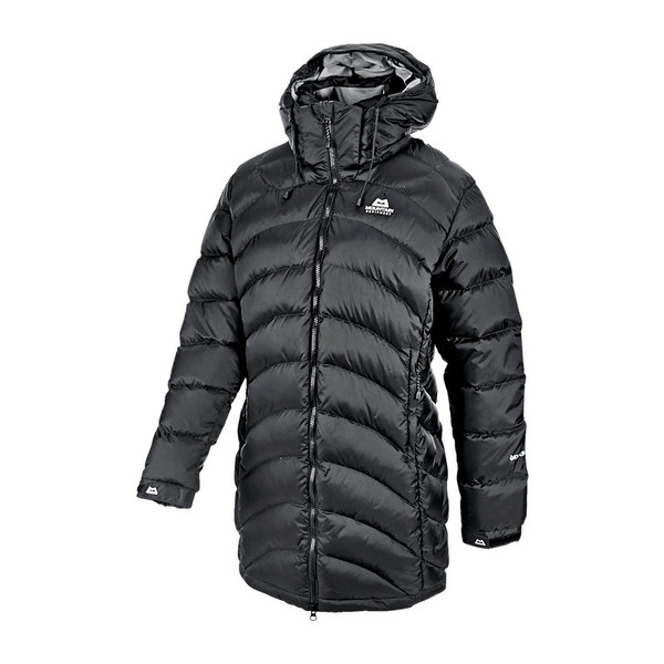 Mountain Equipment Lightline Long Jacket Frauen - Daunenjacke
