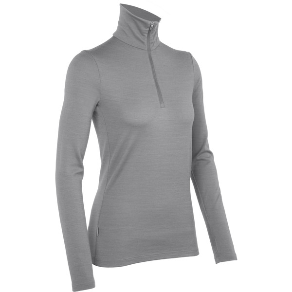 Tech Top L/S Half Zip 260