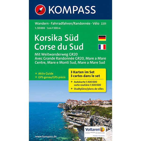 KOKA-2251 Korsika Süd