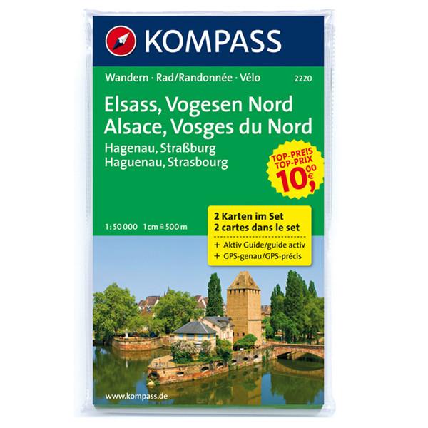 KOKA-2200 Elsass - Vogesen Nord