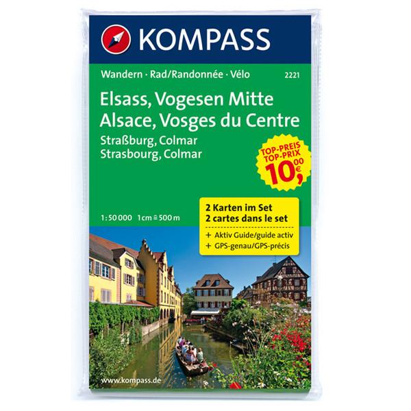 KOKA-2221 Elsass - Vogesen Mitte