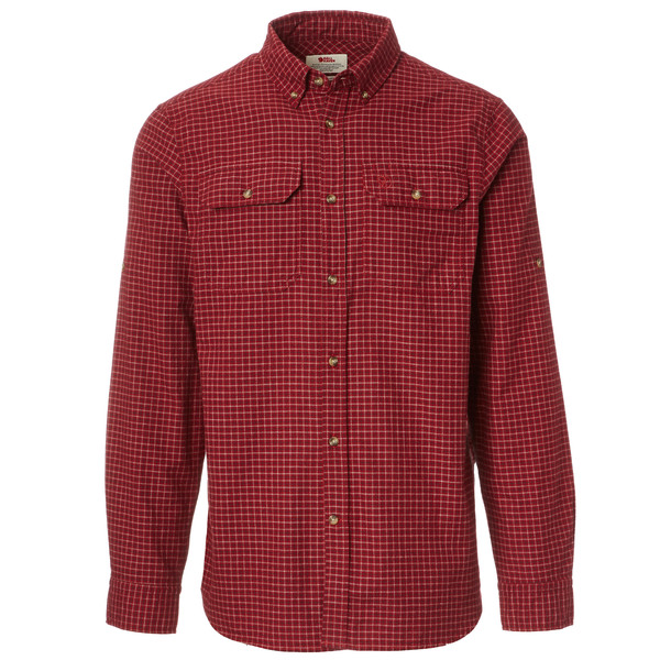 Fjällräven Forest Flannel Shirt Männer - Outdoor Hemd