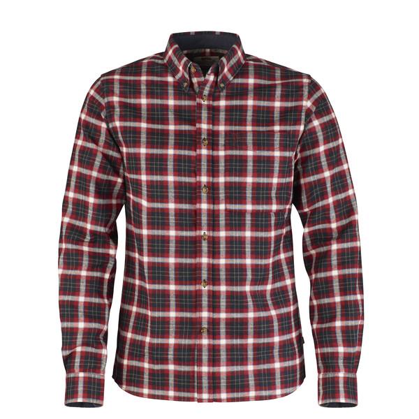 Fjällräven STIG FLANNEL SHIRT M Männer - Outdoor Hemd