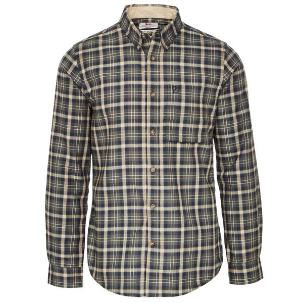 Fjällräven Stig Flannel Shirt Männer - Outdoor Hemd