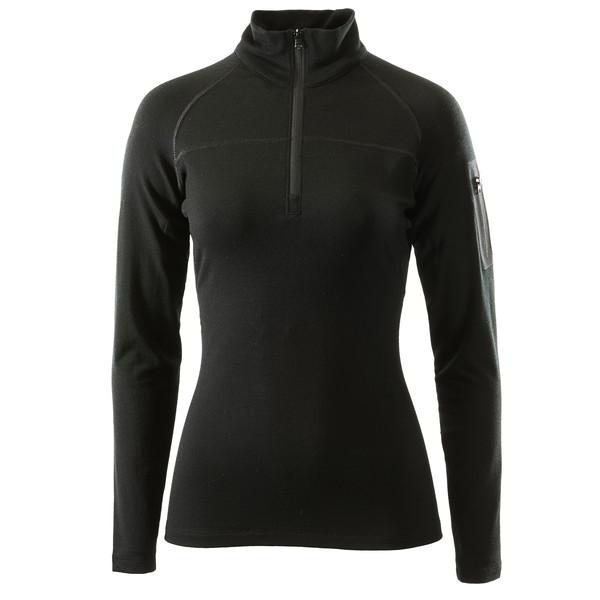 Arc'teryx Rho LTW Zip Neck Frauen - Langarmshirt