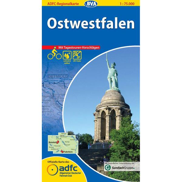 ADFC 1:75 000 Ostwestfalen