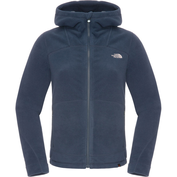 The North Face 200 Shadow Full Zip Hoodie Frauen - Fleecejacke