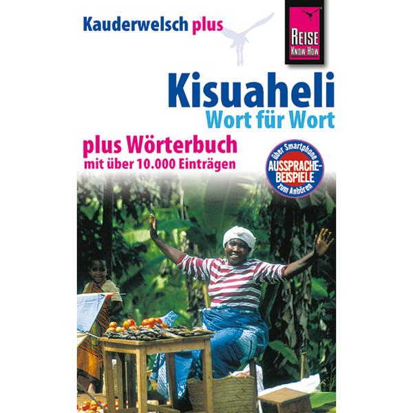 RKH Kauderwelsch plus Kisuaheli