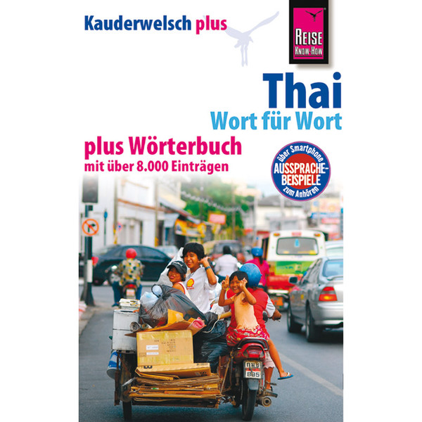 RKH Kauderwelsch plus Thai