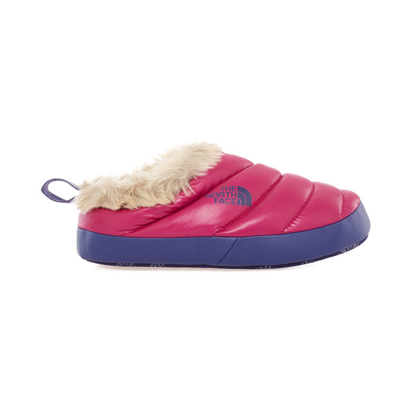 The North Face NSE Tent Mule Faux Fur II Frauen - Hüttenschuhe