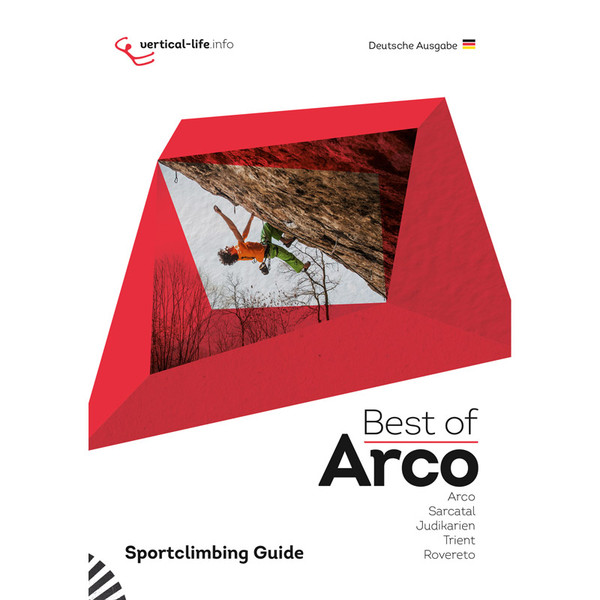 Best of Arco - Sportclimbing Guide