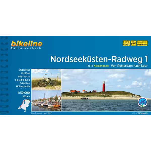 Bikeline Nordseeküsten-Radweg 1