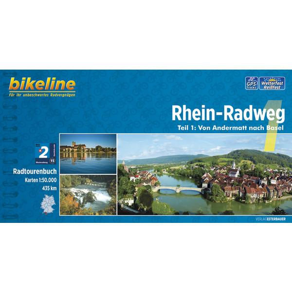 Bikeline Rhein-Radweg 1