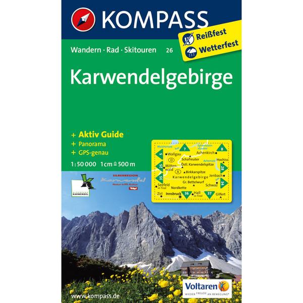 KOKA-26 Karwendelgebirge
