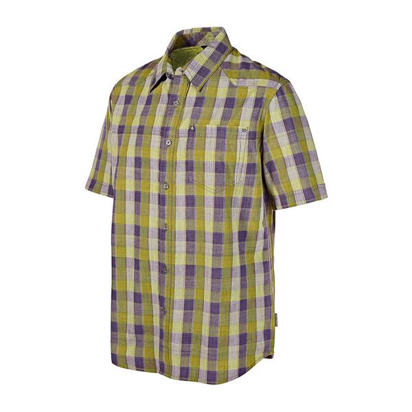 Royal Robbins KARMA CHECK S/S SHIRT Männer - Outdoor Hemd