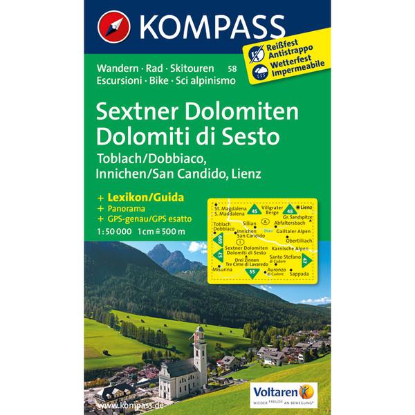 KOKA-58 Sextner Dolomiten