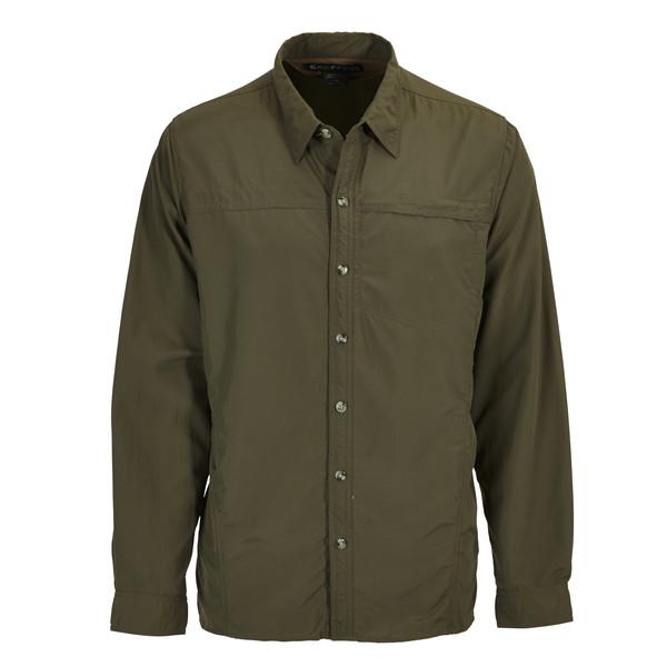 ExOfficio BugsAway Breez'r L/S Shirt Männer - Mückenschutz Kleidung