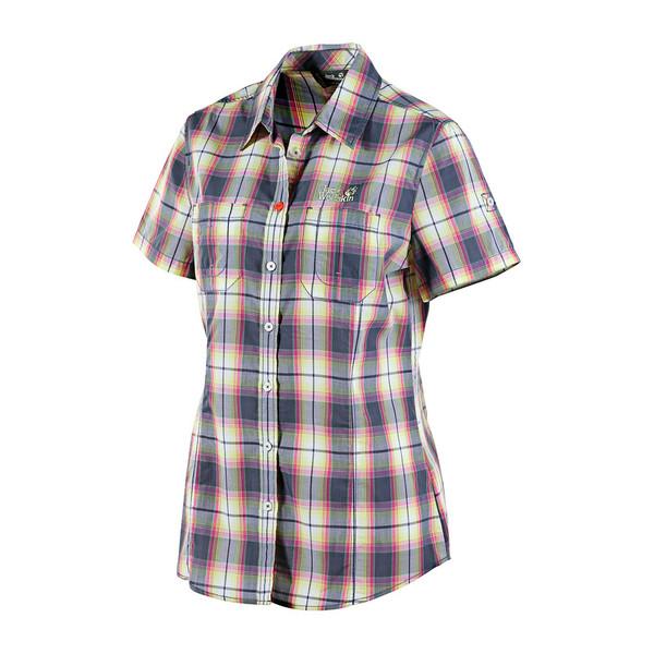 Jack Wolfskin FAIRFORD S/S SHIRT Frauen - Outdoor Bluse
