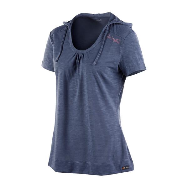 Jack Wolfskin Travel Hoody T Frauen - T-Shirt