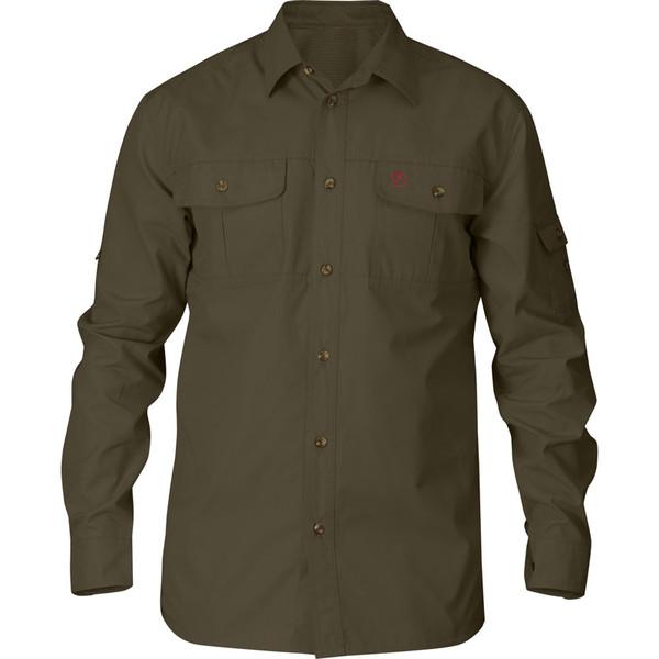 Fjällräven Singi Trekking Shirt LS Männer - Outdoor Hemd