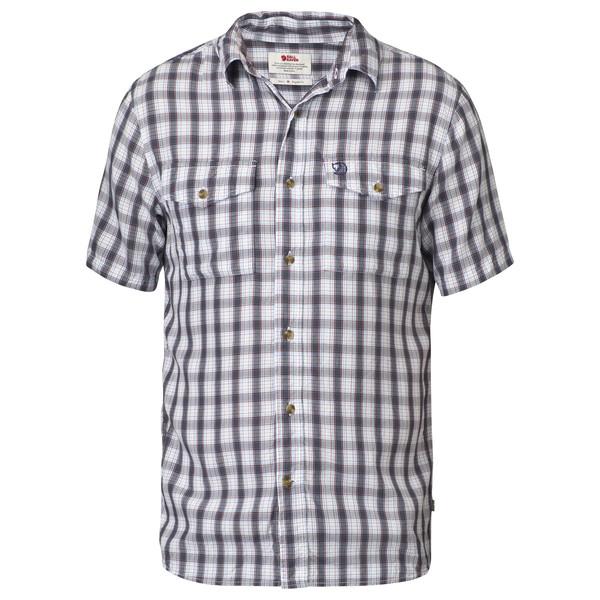 Fjällräven ABISKO COOL SHIRT SS M Männer - Outdoor Hemd