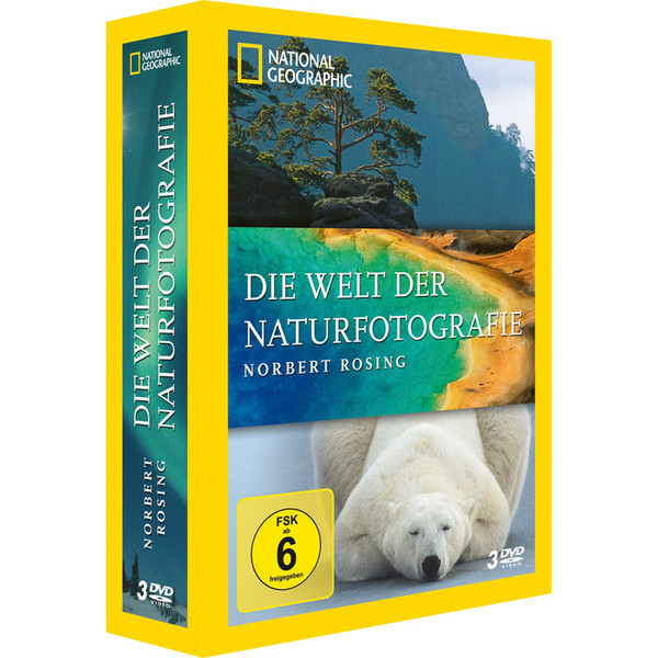 Die Welt der Naturfotografie - N. Rosing