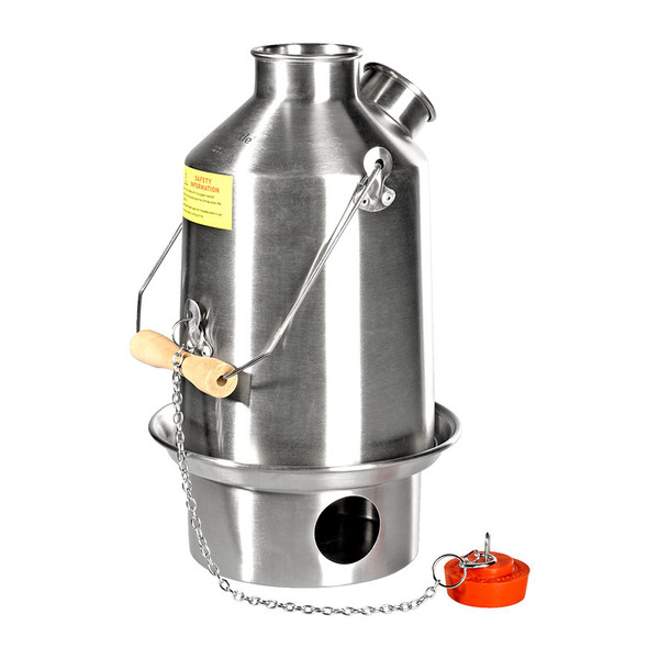 Scout Kettle Stainless Steel