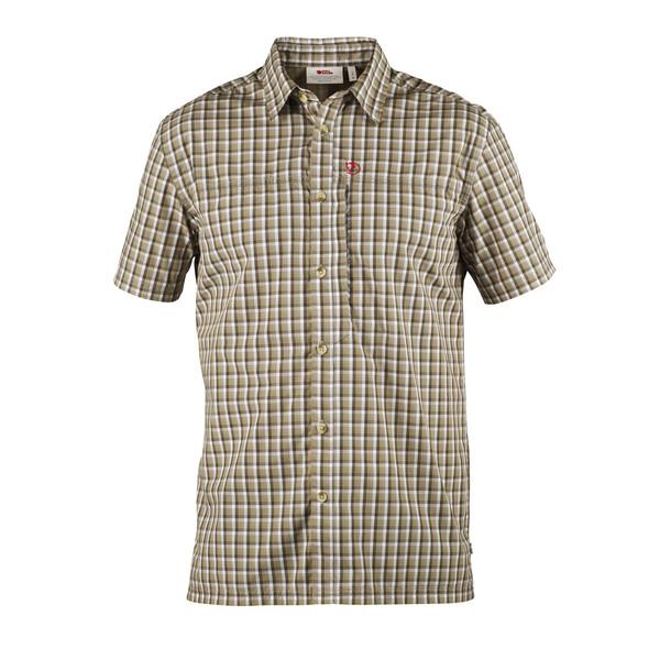 Fjällräven SVANTE SHIRT SS COMFORT Männer - Outdoor Hemd