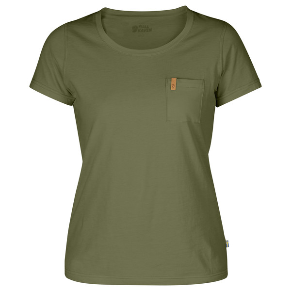 Fjällräven ÖVIK T-SHIRT W. Frauen - T-Shirt