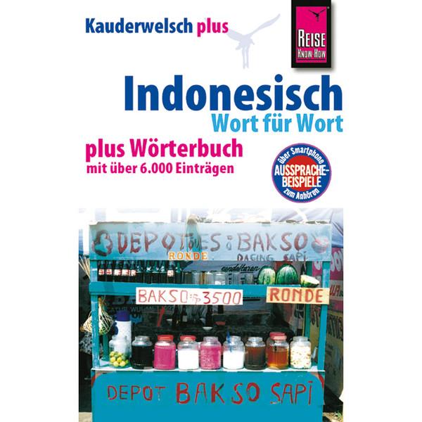 RKH Kauderwelsch plus Indonesisch