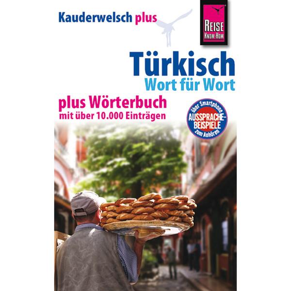 RKH Kauderwelsch plus Türkisch