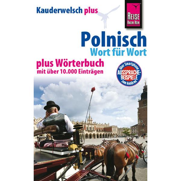 RKH KAUDERWELSCH PLUS POLNISCH - Sprachführer