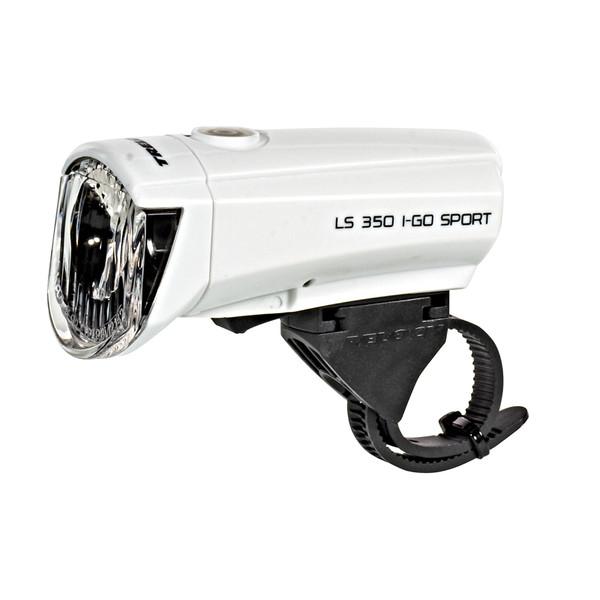 Trelock KOMBISET LS 350/710 WEIß - Fahrradbeleuchtung