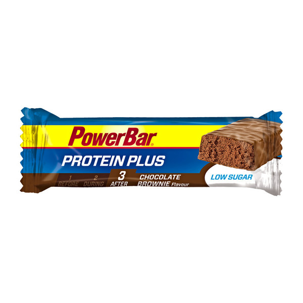 PowerBar XXX Protein Plus low Sugar XXX - Energieriegel