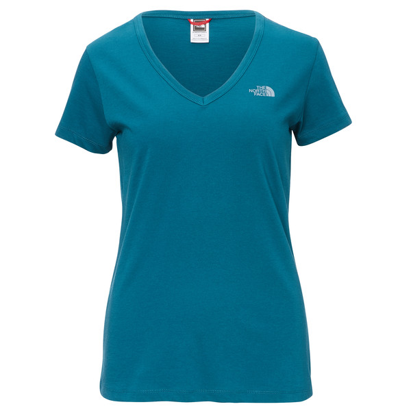 The North Face S/S Simple Dome Tee Frauen - T-Shirt