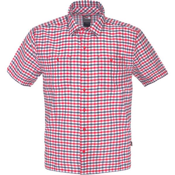 The North Face S/S SAND SHIRT Männer - Outdoor Hemd