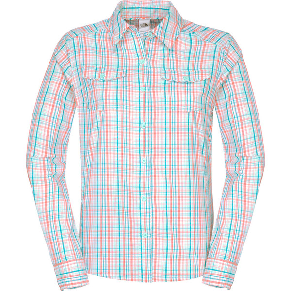 The North Face PARAMOUNT L/S WOVEN Frauen - Outdoor Bluse