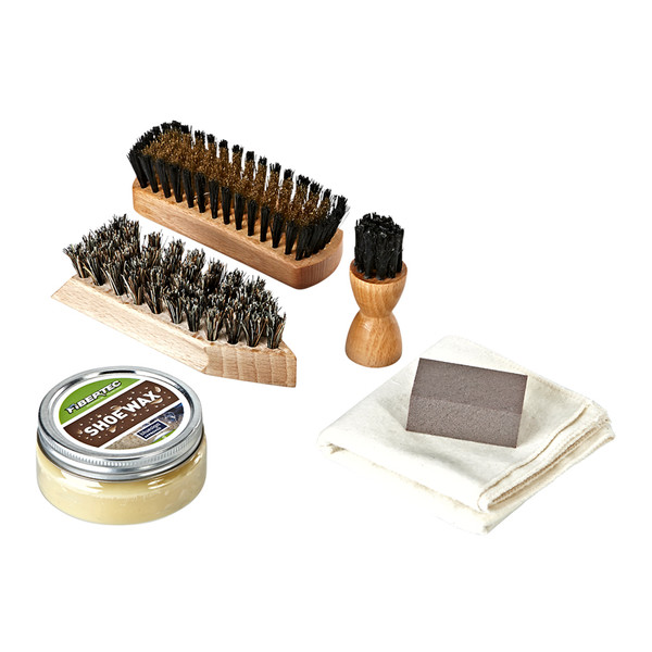Fibertec Shoe Care Kit - Schuhpflege