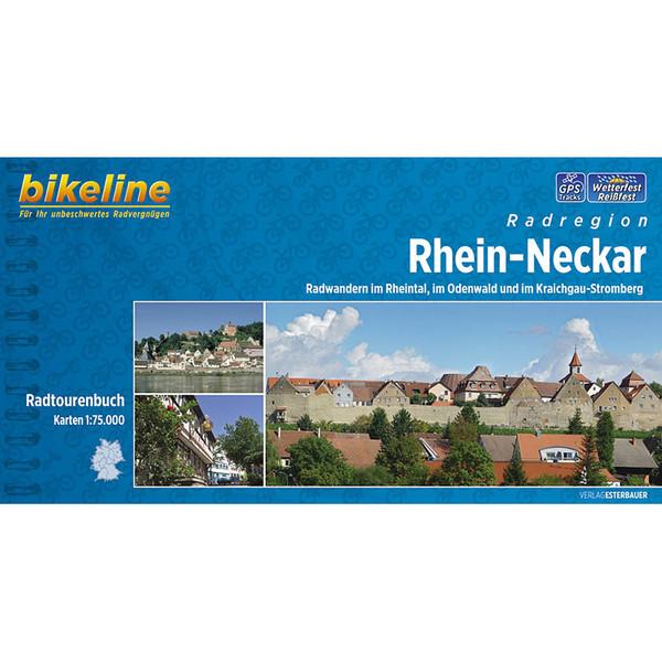 Bikeline Radtourenbuch Rhein - Neckar